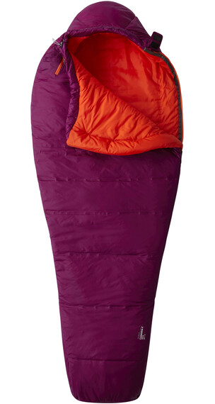 Mountain Hardwear W's Laminina Z Spark Sleeping Bag Long Dark Raspberry